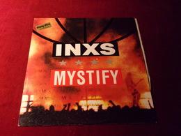 INXS  °°  MYSTIFY - 45 Rpm - Maxi-Single