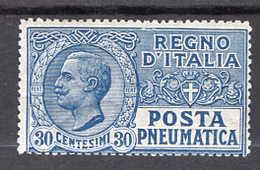 1913  - Italia - REGNO - Catg.  Unif. PN3 - LH - (W AB126449.5) - 1900-44 Victor Emmanuel III