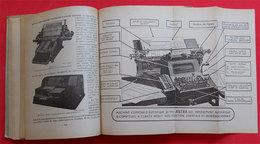 1947 Catalogue Foucher Paris Organisation Bureaux Machines à écrire à Calculer à Affranchir Mobilier Illustré - Other Collections