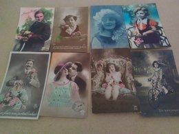 Beau Lot De 1000 Cartes Fantaisies - Cartoline