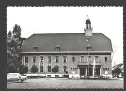 Zele - Gemeentehuis - Nieuwstaat - Fotokaart - Classic Cars - Zele