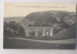 TRAIN Sur VIADUC - Environs De Lons Le Saunier (Jura) - Vallée De Revigny - Le Viaduc - Trains