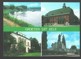 Zele - Groeten Uit Zele - Multiview - Nieuwstaat - Zele
