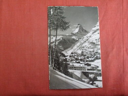 ZERMATT UND MATTERHORN   Switzerland > VS Valais  Ref 3032 - VS Valais