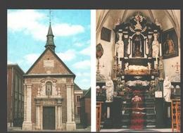 Zele - Kapel Van O.-L.-Vrouw Van Zeven Weeën, Zele-Kouter - Binnenzicht - Nieuwstaat - Zele