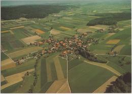 Limpach Dorf - Luftaufnahme Aerophoto - BE Berne