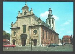 Zele - Dekenale Kerk Van Sint-Ludgerus, Zele-Centrum - Nieuwstaat - Classic Cars - Zele