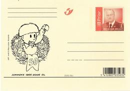 2005 Carte Gil Et Jo - Stripsverhalen