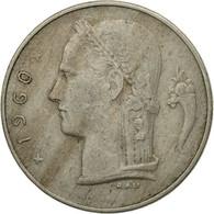 Monnaie, Belgique, Franc, 1960, TB, Copper-nickel, KM:142.1 - 1951-1993: Baudouin I