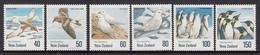 New Zealand MNH Michel Nr 1144/49 From 1990 / Catw 10.00 EUR - Ongebruikt