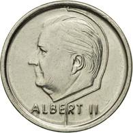 Monnaie, Belgique, Albert II, Franc, 1995, TTB+, Nickel Plated Iron, KM:188 - 1951-1993: Baudouin I