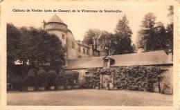 CPA CHATEAU DE VIRELLES PRES DE CHIMAY DE LA VICOMTESSE DE SOUSBERGHE - Chimay