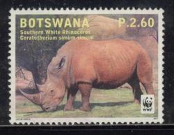 Botswana  Rino P2.6 Fine Used - Botswana (1966-...)