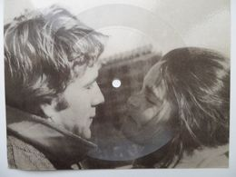 Polish Flexi Card / A Wiliams Love Story / 1972 / Ruch  /  Very Rare - Special Formats