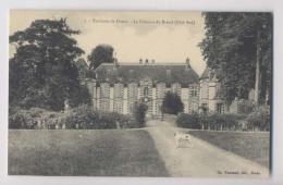 Environs De DREUX - Le Château Du Breuil ( Coté Sud ) - Beau Plan - Dreux