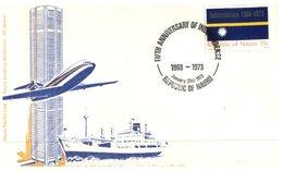 (110) Nauru FDC Cover - 1973 - Nauru