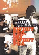 Postcard Paul Weller Adverting / Promoting Single Sweet Pea My Sweet Pea PU 2000 My Ref  B22797 - Music And Musicians