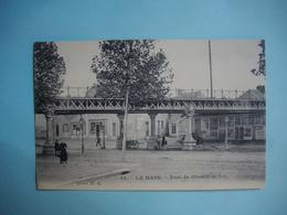 LE MANS  -  72  -  Pont Du Chemin De Fer  -  SARTHE - Le Mans