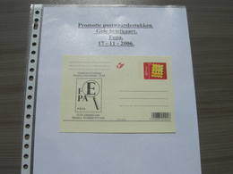 """BELG.2006 BK """"BELGICA 06"""" (zonder Nominale Waarde,altijd Geldig,ook Voor Brieven) - Illustrat. Cards"""