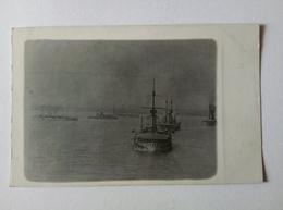 Austria K.u.K. Kriegsmarine Real Photo Postcard Ca. 1915 [AKG1037] - Guerre 1914-18