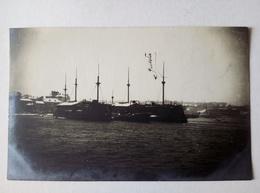 Austria K.u.K. Kriegsmarine Real Photo Postcard Ca. 1915 [AKG1042] - Guerre 1914-18
