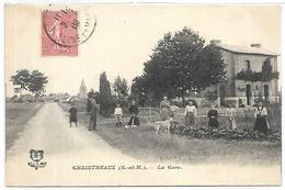 CHAINTREAUX - La Gare - France