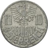 Monnaie, Autriche, 10 Groschen, 1963, Vienna, TTB, Aluminium, KM:2878 - Autriche