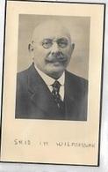 DEV34/ LAATSTE SMID IN WILMARSDONK !! ° HERENTHOUT 1884 + WILRIJK 1950   EUGENE WYNS - Religion & Esotericism