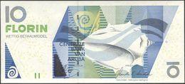 TWN - ARUBA 16c - 10 Florin 1.12.2012 UNC - Aruba (1986-...)