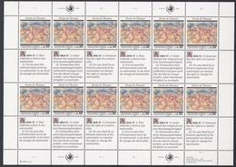 Ei_ UN UNO Genf - Mi.Nr. 208 - 209 - Postfrisch MNH - Kleinbögen - Office De Genève