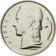 Monnaie, Belgique, Franc, 1980, SUP, Copper-nickel, KM:142.1 - 1951-1993: Baudouin I