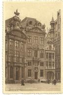 Bruxelles : La Grand Place - Marktpleinen, Pleinen