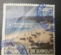 DJIBOUTI 2018 TOURISM- USED OBLITERE CANCELED OBL U O RARE - Djibouti (1977-...)
