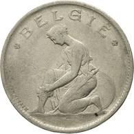 Monnaie, Belgique, Franc, 1923, TB+, Nickel, KM:90 - 1909-1934: Albert I