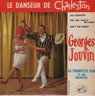 Disque 45 Tours GEORGES JOUVIN - 1961 - Le Danseur De Charleston - Instrumental