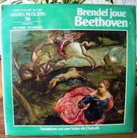 33 TOURS N°36 VINYLE GRANDS MUSICIENS 1 LIVRE+1 DISQUE 1990 BRENDEL JOUE BEETHOVEN VALSE DE DIABELLI - Serbon63 - Classique
