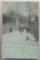 LONGWY-HAUT - 1901 - Porte De Bourgogne - Animée - Longwy