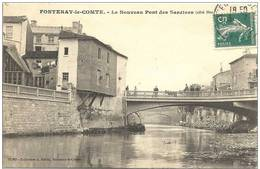 85  FONTENAY  LE  COMTE   LE  NOUVEAU  PONT  DES  SARDINES - Fontenay Le Comte
