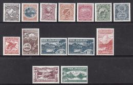 New Zealand MNH Michel Nr 1677/90 From 1998 / Catw 16.00 EUR - Ongebruikt