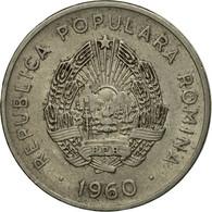 Monnaie, Roumanie, 15 Bani, 1960, TB+, Nickel Clad Steel, KM:87 - Roumanie
