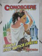Conoscere Insieme - Opuscoli - Favole Dell'antica Grecia - A Scuola Da Esopo - IL GIORNALINO SAN PAOLO - Libri, Riviste, Fumetti