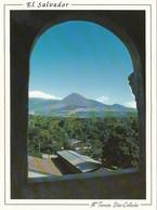 EL SALVADOR - Volcan Izalco - Salvador