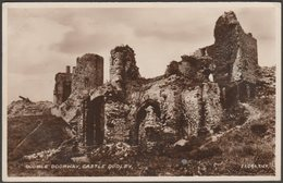 Double Doorway, Castle Dudley, Worcestershire, 1934  - Valentine's RP Postcard - Worcestershire
