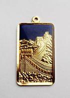 Pendentif Grande Muraille De Chine - Jewels & Clocks