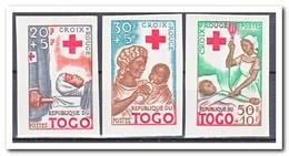 Togo 1959, Postfris MNH, Red Cross ( Imperferadet ) - Togo (1960-...)