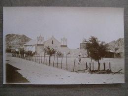 Photograph Tarjeta Postal - Chile Chili - Unknown Location - Ranch Monastery Iglesia Monasterio - Chili