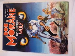 BD   BOB MORANE -- OPERATION WOLF En  EDITION ORIGINALE - Bob Morane