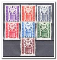 Togo 1957-1959, Postfris MNH, Helmet - Togo (1960-...)