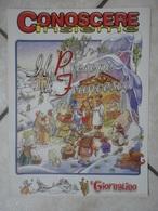 Conoscere Insieme - Opuscoli - Il Presepe Di Francesco (Assisi) - Storia Illustrata Da Gavioli - IL GIORNALINO SAN PAOLO - Books, Magazines, Comics