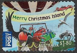 Christmas Island 2013 Christmas $1.80 Self Adhesive Good/fine Used [38/31197/ND] - Christmas Island